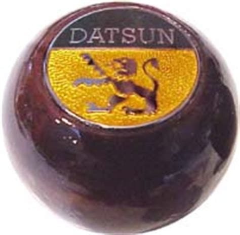 Datsun Shift Knob by Datsun Shift Knobs Wood With From Rallye