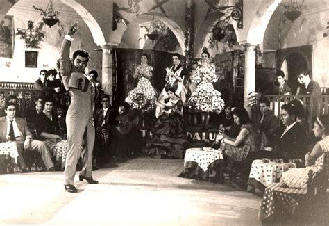 imagenes antiguas libres de derechos fotos antiguas del tablao flamenco el patio sevillano