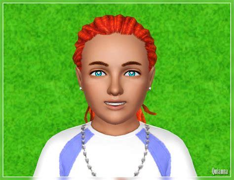 dreadlocks male sims3pack quianna long dreads for boys