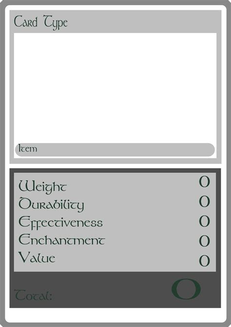 larp item card template play theory and practice hoardcraft the