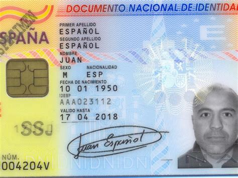 id card security spain  facing chaos  chip crypto