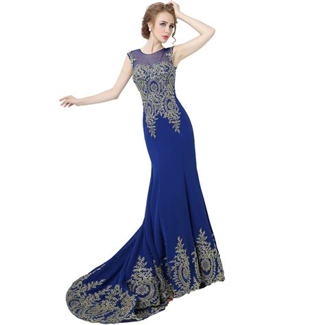 aliexpress buy on sale 2015 aliexpress buy sale chiffon tank mermaid evening dresses 2015 robe de soiree gold