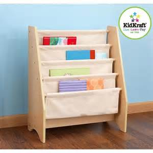 Amazon Bookcase Biblioth 232 Que Enfant 224 Compartiments Naturel Kidkraft Ma
