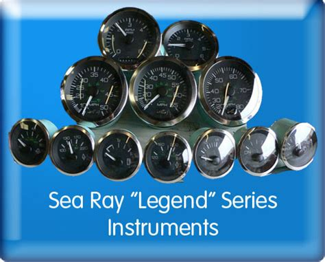 sea ray boat gauges sea ray parts your source for original equipment boat