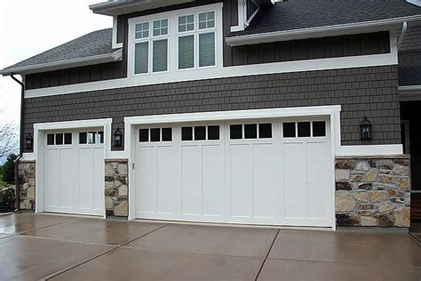 Exterior Garage Door Trim Pin By Myers Construction On Home Exteriors Pinterest