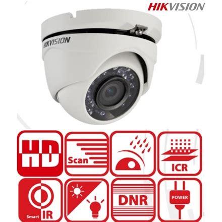 Hikvision Ds 2ce56d0t Irmf hikvision ds 2ce56d0t irmf turret kamera k 252 lt 233 ri 1080p 3 6mm ir20m d n icr ip66 dnr ahd