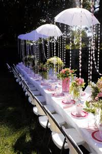 We envision elegant baby shower decor only fit for a
