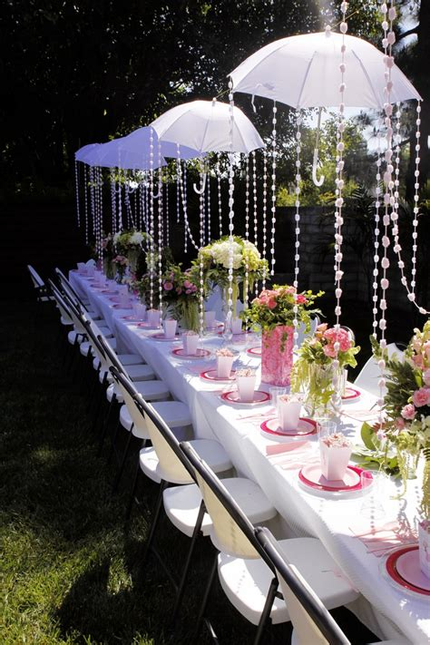 baby shower decor kim kardashian s baby shower savvy chic avenue