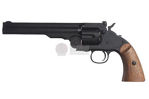 Airsoft Gun Revolver Wingun gun heaven 1877 major 3 6mm co2 revolver black buy