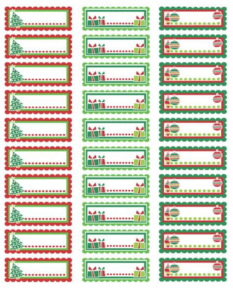 printable holiday address labels templates christmas address labels colorful christmas labels in a