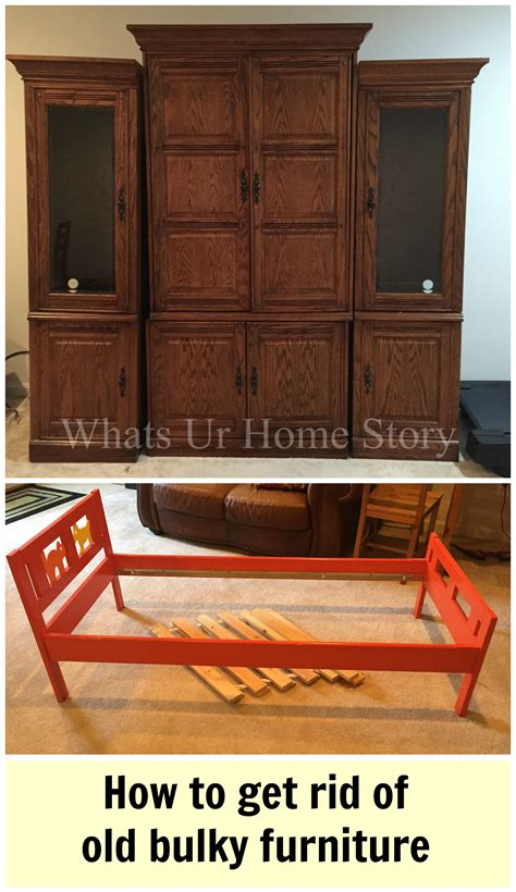 How To Get Rid Of Furniture by How To Get Rid Of Furniture Whats Ur Home Story