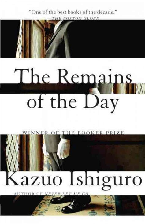 what remains true a novel books kazuo ishiguro npr
