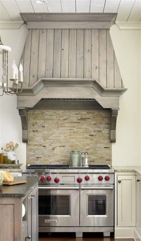 kitchen stove hoods design 40 kitchen vent range designs and ideas