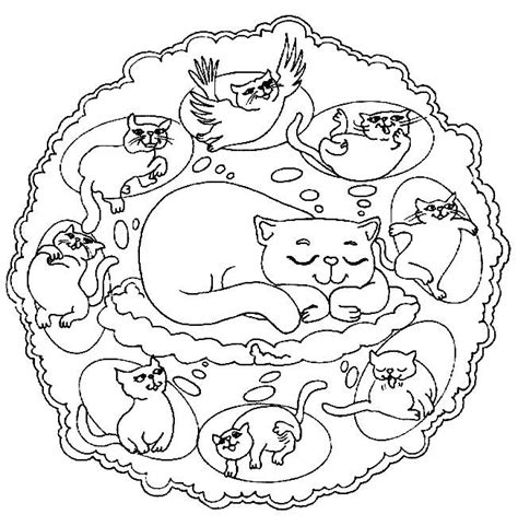 animal mandala coloring pages coloring pages