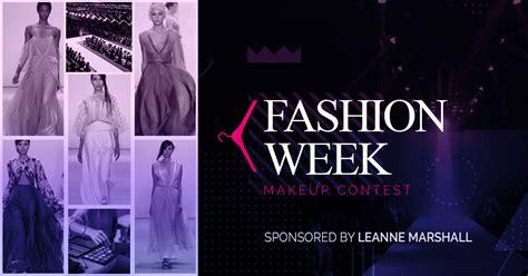 Thank You Fashion Week by Fashion Week Makeup Contest Thank You Qc Makeup Academy
