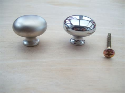 polished chrome cabinet knobs 32mm polished satin chrome cabinet cupboard drawer kitchen