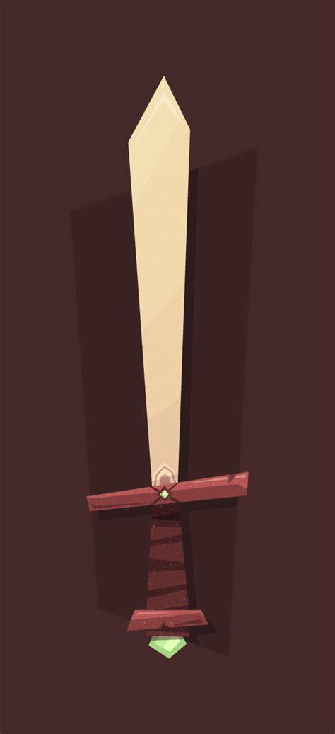 create  cartoon  elemental sword  adobe