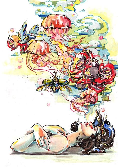 461703 tale about the enamored painter 10 best ideas about dream illustration on pinterest
