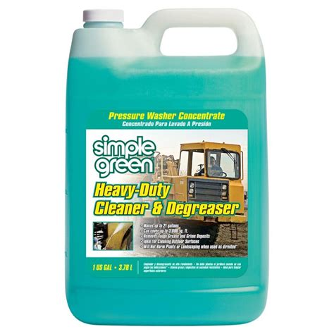 simple green house and siding cleaner simple green 128 oz house and siding cleaner pressure washer concentrate