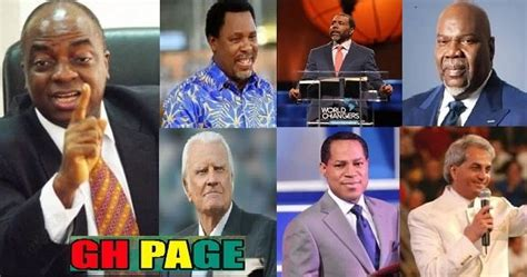 Top 10 Richest Pastors In Africa 2017 by Top 10 Richest Pastors In The World Forbes Official 2018