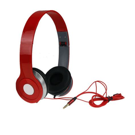Polaroid Headphone On Ear W Light Weightsoft Ear Pad Headset H003 Wh adjustable ear earphones universal headphones 3 5mm for ipod mp3 mp4 pc iphone