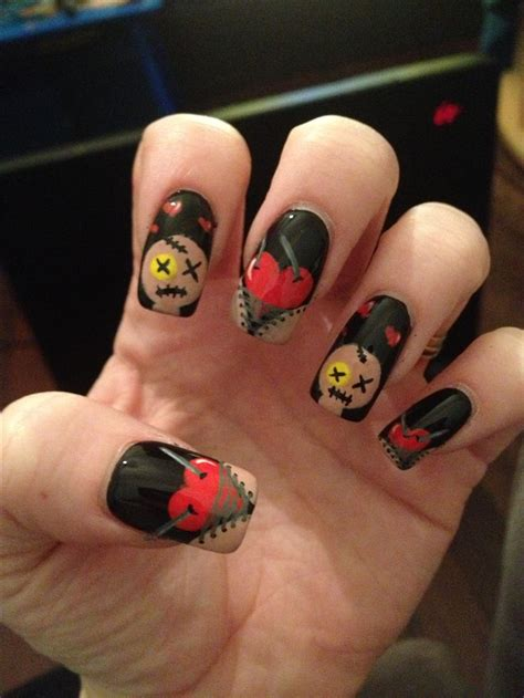 doll nail design 359 best images about stuff on