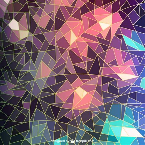 mosaic background mosaic style background vector free download