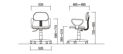 office chair dimensions in mm photo standard height of study table and chair images