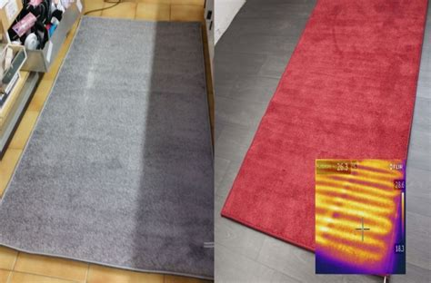 tappeti riscaldanti syrma riscaldamento tappeti riscaldanti