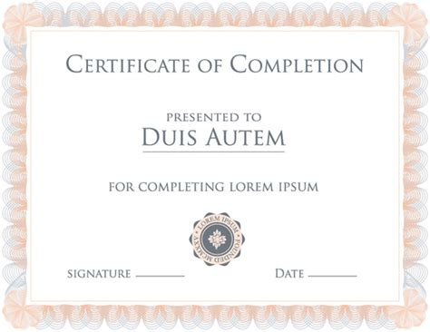 beautiful certificate templates pin beautiful certificate on