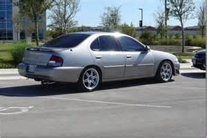 99 Nissan Altima Se Nissan Altima 99 Se