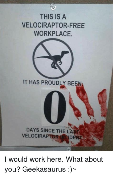 workplace memes 25 best memes about velociraptor free workplace