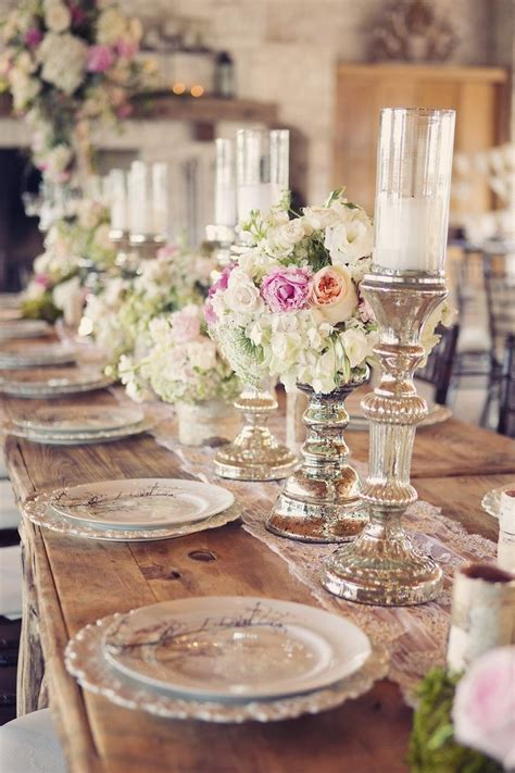wedding tablescapes vintage and rustic tablescape tablescapes