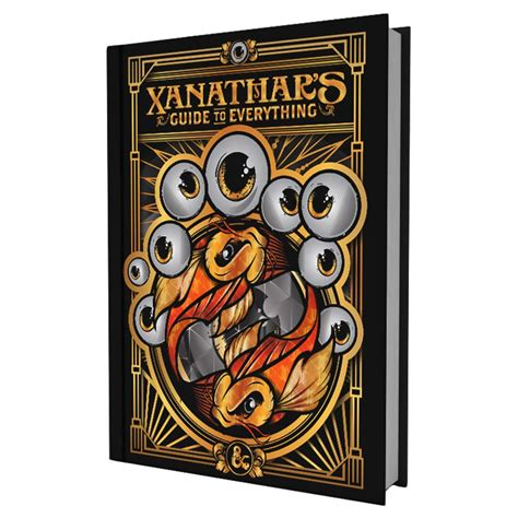 xanathar s guide to everything books xanathar s guide to everything pre order just