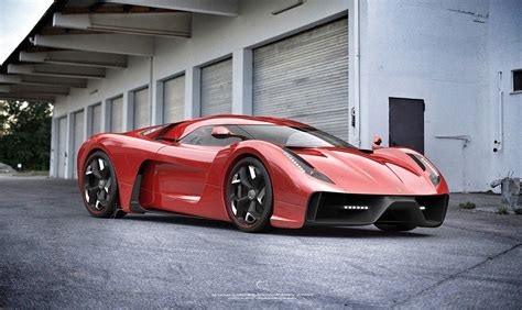 ferrari 458 based project f by ugur sahin is simply