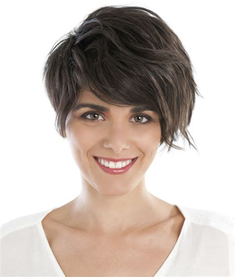 choppy pixie haircuts for heart shaped faces short hairstyles for heart shaped faces that don t skimp