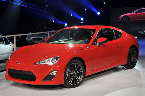 2013 Scion Fr S Marks Toyota S Return To Performance In U