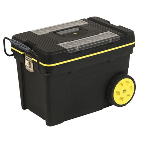 portable tool boxes on wheels