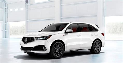 2020 Acura Mdx Changes by 2020 Acura Mdx Changes And Redesign Suv Project