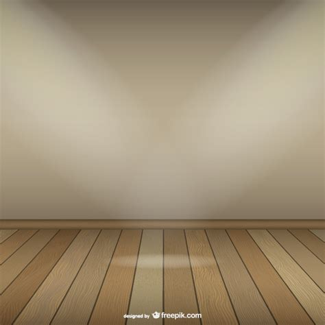 empty room template vector free download