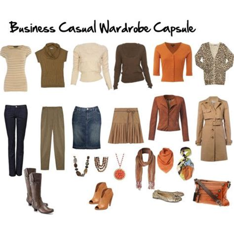 Business Casual Wardrobe business casual wardrobe capsule professional attire