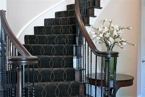modern stair runners contemporary stair runners staircase traditional with