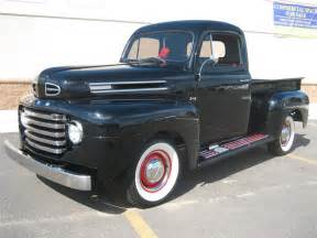 1950s Ford Truck 1950 Ford F 1 70932