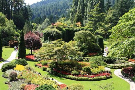 Vancouver Gardens by Butchart Gardens Vancouver Canada List Trip