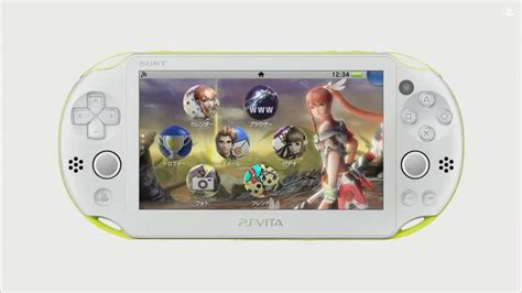 new themes ps vita phantasy star nova pre tgs trailer and vita theme psublog