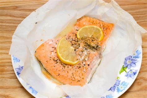 3 ways to bake salmon wikihow