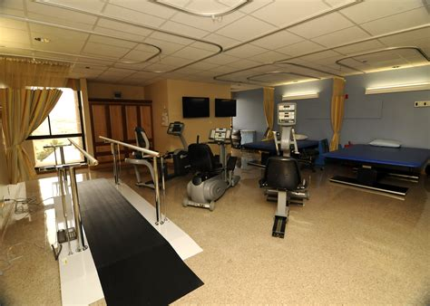 therapy wi file us navy 110810 n ub993 034 a physical therapy room in the newly opened surgical