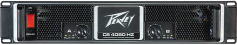 Peavey Cs 4080 Power Lifier buying guide how to choose a live power the hub