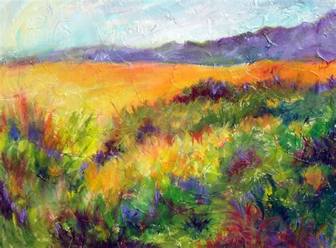 Landscape Paintings Meaning Impressionist Paintings And Romans 8 28 From To