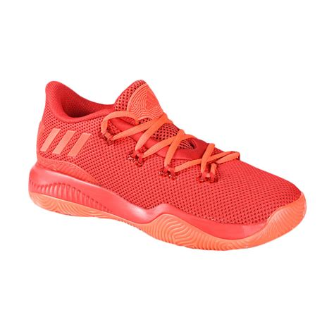 Sepatu Basket Nba Jual Adidas Basketball Nba Merah Sepatu